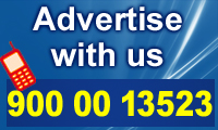 Advertise with Us (900 00 13523)